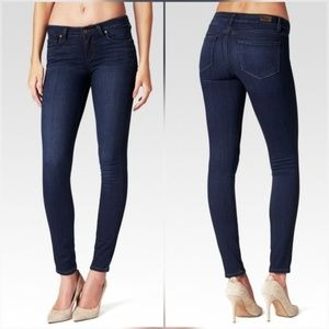 Paige Verdugo Ultra Skinny Jeans in Clark 30